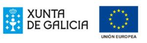 Logotipos Xunta de Galicia e Unión Europea